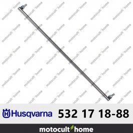 Barre d'accouplement Husqvarna 532171888 ( 5321718-88 / 532 17 18-88 )