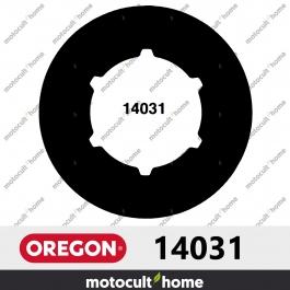 """Bague de pignon Oregon 14031 .404"""" Cannelure Standard 6 (SD6)"""