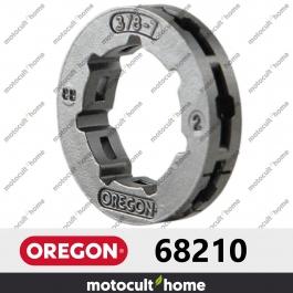 "Bague de pignon Oregon 68210 3/8"" Cannelure Standard 7 (STD7)"