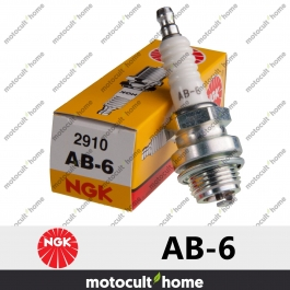 Bougie NGK AB6 ( AB-6 )