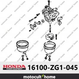 Ensemble Carburateur Honda 16100ZG1045 ( 16100-ZG1-045 ) (BF05A F)