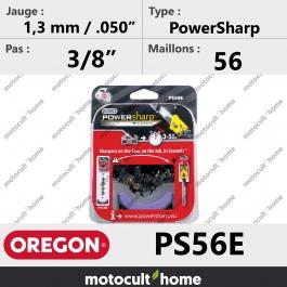 Chaîne de tronçonneuse Oregon PS56E PowerSharp 3/8