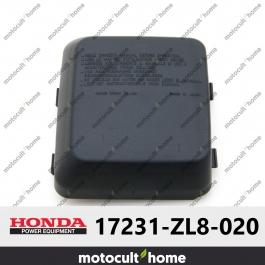 Couvercle de filtre à air Honda 17231ZL8020 ( 17231-ZL8-020 )