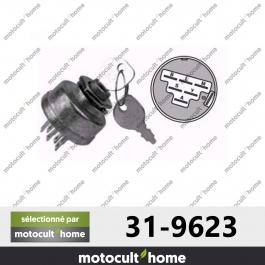 Contacteur à clé 7 bornes 140301 VL125/42K