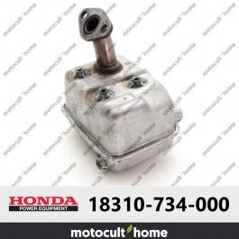 Echappement Honda 18310734000 ( 18310-734-000 )