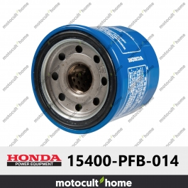 Filtre à huile Honda 15400PFB014 ( 15400-PFB-014 )