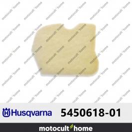 Filtre à air Husqvarna 545061801 ( 5450618-01 / 545 06 18-01 )
