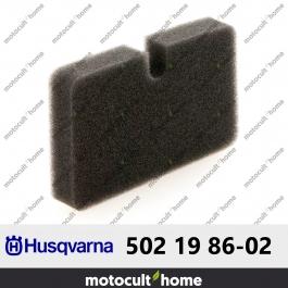 Filtre à air Husqvarna 502198602 ( 5021986-02 / 502 19 86-02 )