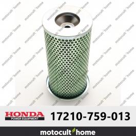 Filtre à air Honda 17210759013 ( 17210-759-013 )