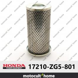 Filtre à air Honda 17210ZG5801 ( 17210-ZG5-801 )