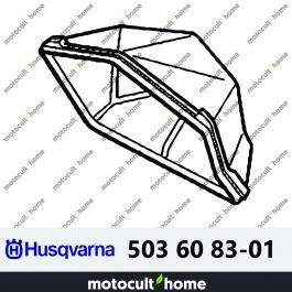 Filtre à air Husqvarna 503608301 ( 5036083-01 / 503 60 83-01 )