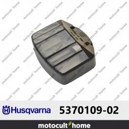 Filtre à air Husqvarna 537010902 ( 5370109-02 / 537 01 09-02 )