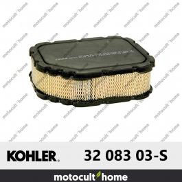 Filtre à air Kohler 3208303S ( 3208303-S / 32 083 03-S )