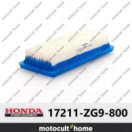 Filtre à air Honda 17211ZG9800 ( 17211-ZG9-800 )