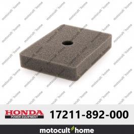 Filtre à air Honda 17211892000 ( 17211-892-000 )