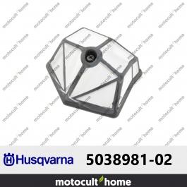 Filtre à air Husqvarna 503898102 ( 5038981-02 / 503 89 81-02 )