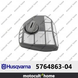 Filtre à air Husqvarna 576486304 ( 5764863-04 / 576 48 63-04 )