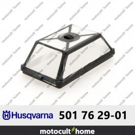 Filtre à air Husqvarna 501762901 ( 5017629-01 / 501 76 29-01 )
