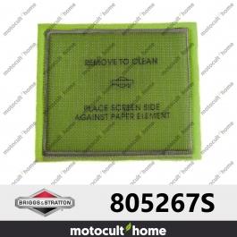 Filtre à air Briggs & Stratton 805267S