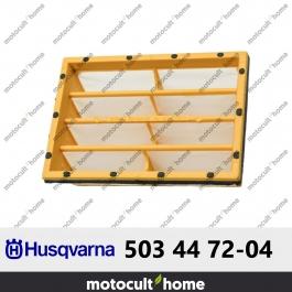 Filtre à air Husqvarna 503447204 ( 5034472-04 / 503 44 72-04 )
