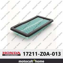 Filtre à air Honda 17211Z0A013 ( 17211-Z0A-013 )