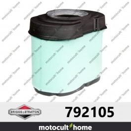 Filtre à air + Mousse Briggs & Stratton 792105