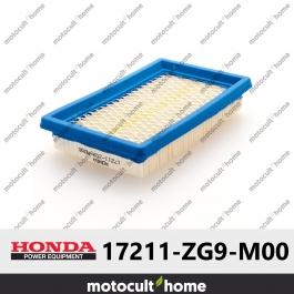 Filtre à air Honda 17211ZG9M00 ( 17211-ZG9-M00 )