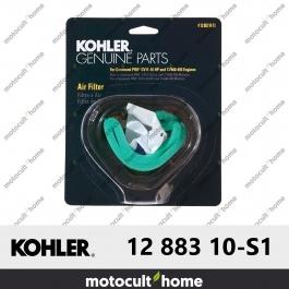 Préfiltre et Filtre à air Kohler 1288310S1 ( 1288310-S1 / 12 883 10-S1 )