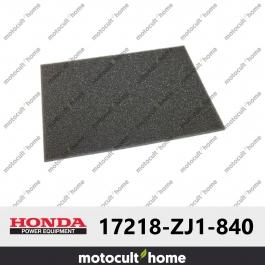 Filtre à air Honda 17218ZJ1840 ( 17218-ZJ1-840 )