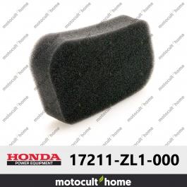 Filtre à air Honda 17211ZL1000 ( 17211-ZL1-000 )