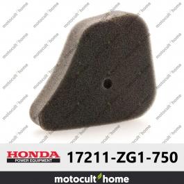 Filtre à air Honda 17211ZG1750 ( 17211-ZG1-750 )