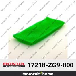 Préfiltre à air Honda 17218ZG9800 ( 17218-ZG9-800 )