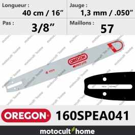 Guide de tronçonneuse Oregon 160SPEA041 Pro-Lite 40 cm