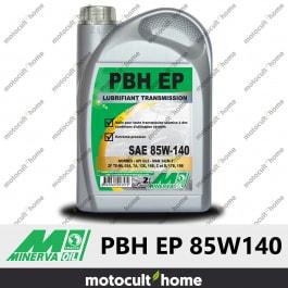Huile minérale Minerva Oil PBH EP 85W140 pour boîtes et ponts 2L