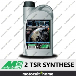 Huile Minerva Oil 2 TSR Synthése 1L