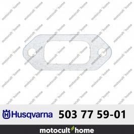 Joint de Silencieux Husqvarna 503775901 ( 5037759-01 / 503 77 59-01 )