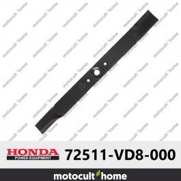 Lame de débroussailleuse Honda 72511VD8000 ( 72511-VD8-000 )