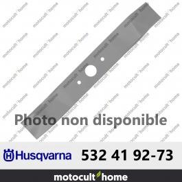 Lame de tondeuse Husqvarna 532419273 ( 5324192-73 / 532 41 92-73 )