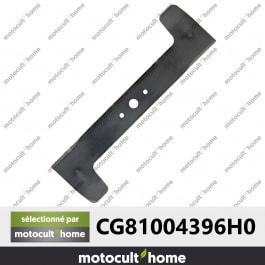 Lame de tondeuse pour Honda CG81004396H0 Castelgarden 81004396/0
