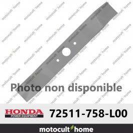 Lame de tondeuse Honda 72511758L00 ( 72511-758-L00 )