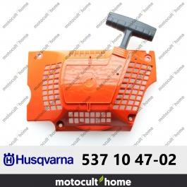 Lanceur complet Husqvarna 537104702 ( 5371047-02 / 537 10 47-02 )