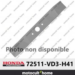 Lame de tondeuse Honda 72511VD3H41 ( 72511-VD3-H41 )