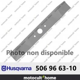Lame de tondeuse Husqvarna 506966310 ( 5069663-10 / 506 96 63-10 )