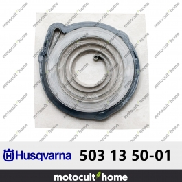 Ressort de lanceur Husqvarna 503135001 ( 5031350-01 / 503 13 50-01 )