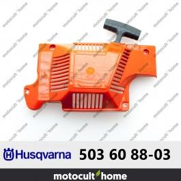 Lanceur complet Husqvarna 503608803 ( 5036088-03 / 503 60 88-03 )