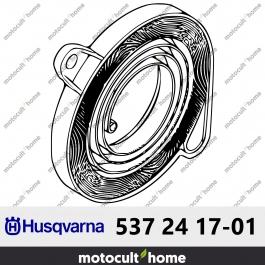 Cassette de ressort complète Husqvarna 537241701 ( 5372417-01 / 537 24 17-01 )