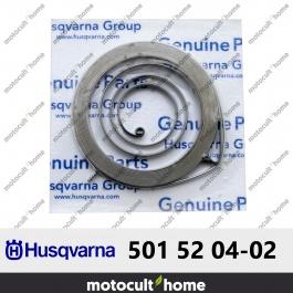 Ressort de lanceur Husqvarna 501520402 ( 5015204-02 / 501 52 04-02 )