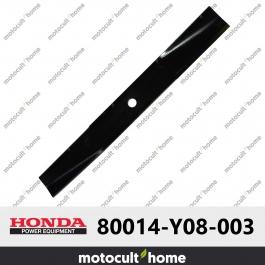 Lame de tondeuse Honda 80014Y08003 ( 80014-Y08-003 )