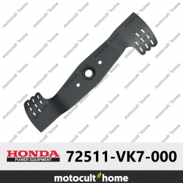Lame de tondeuse Honda 72511VK7000 ( 72511-VK7-000 )
