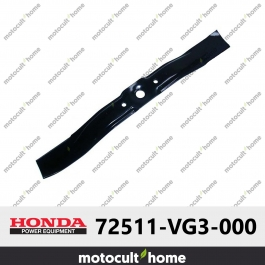 Lame de tondeuse Honda 72511VG3000 ( 72511-VG3-000 )